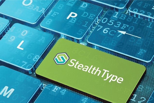 stealthtype keyboard